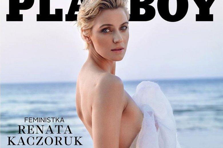 Renata Kaczoruk trafiła na okładkę najnowszego Playboya.