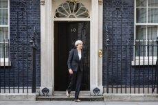 Theresa May nie ma ostatnio łatwego życia. Pomaga jej jednak mąż