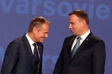 Prezydent Andrzej Duda oficjalnie zaprosił przewodniczącego Rady Europejskiej Donalda Tuska na obchody Narodowego Święta Niepodległości.