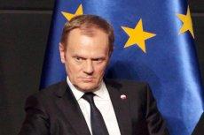 Przyjęcie przez Sejm ustawy dającej PiS kontrolę nad Sądem Najwyższym spotkało się z ostrą reakcją przewodniczącego Rady Europejskiej Donalda Tuska.