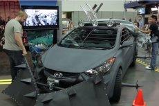 "Robert Kirkman, twórca ""The Walking Dead"", odsłania samochód swojego projektu"