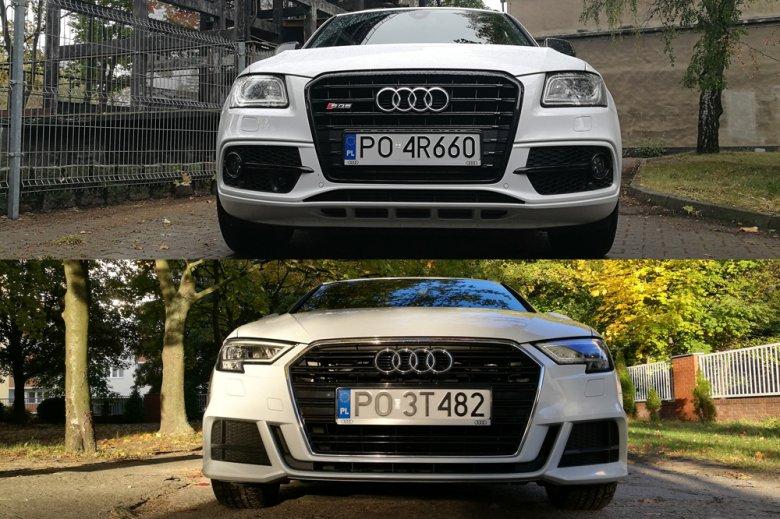 SQ5 i A3S