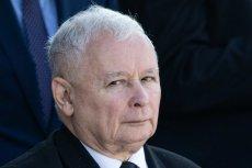 Jarosław Kaczyński nie będzie zadowolony z tej wpadki.