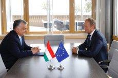Donald Tusk i Viktor Orban spotkali się przed unijnym szczytem. Nie było to jedyne ważne spotkanie szefa Rady Europejskiej tego dnia