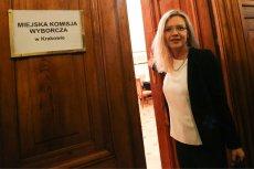 Małgorzata Wassermann zagłosowała w Krakowie przy ul. Ks. Józefa.