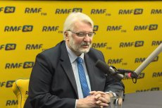Witold Waszczykowski pokazał, że nie nadaje sięna szefa MSZ.