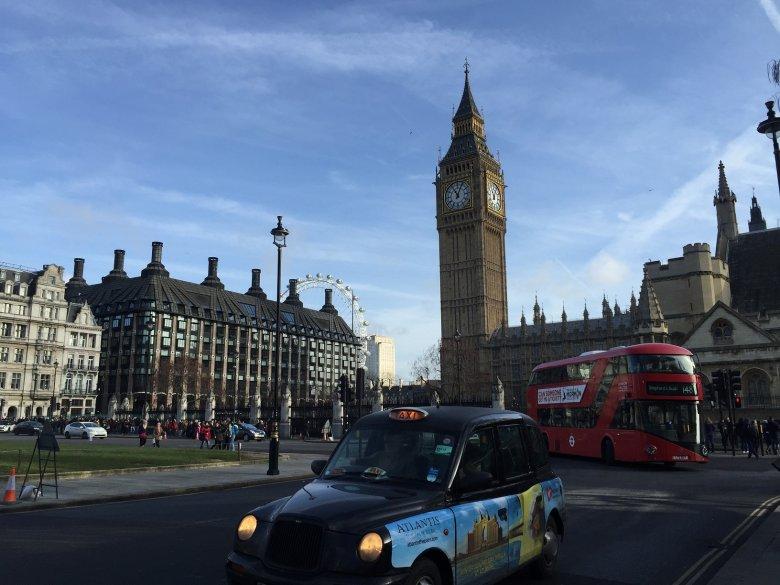 Londyn.