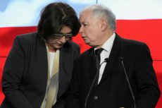 Beata Mazurek stwierdziła m.in., że Jarosław Kaczyński nie wiedział nic o przyznawanych nagrodach.