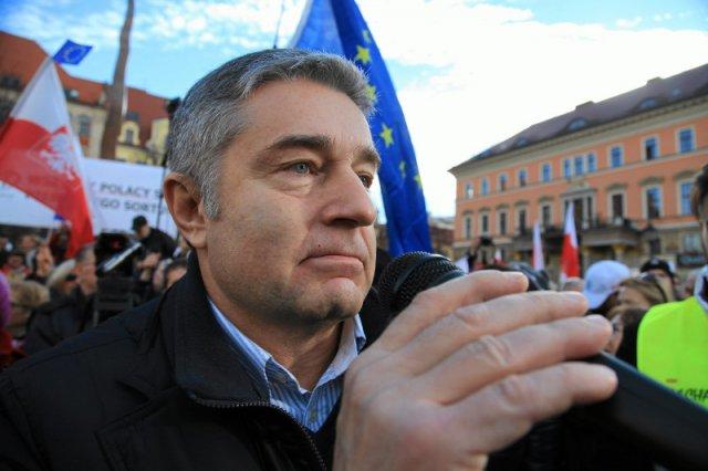 Frasyniuk ostro skrytykował Jarosława Kaczyńskiego.