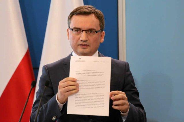 50 prokuratorów zgłosiło Zbigniewa Ziobrę do Trybunału Praw Człowieka.