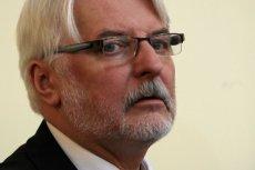 Witold Waszczykowski ujawnił, że strona izraelska już od kilku lat nie akceptowała rozwiązań w ustawie o IPN.
