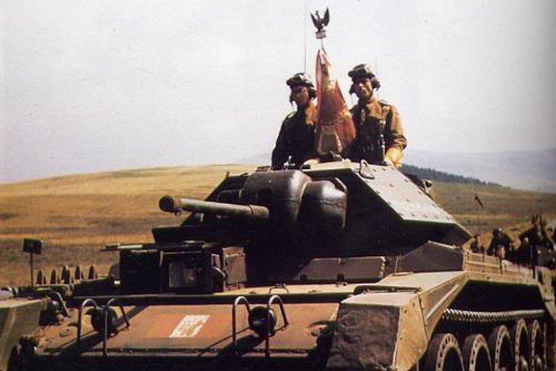 Żołnierze generała Maczka.