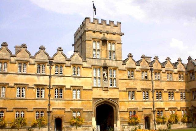 The Kings Foundation pomoże polskim licealistom dostać się na prestiżowe uczelnie, takie jak Oksford (na zdjęciu).