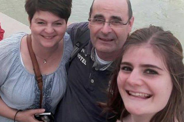 Rodzina Gooijen, która zginęła w wypadku samochodowym, spowodowanym przez polskiego kierowcę na autostradzie w Niemczech.