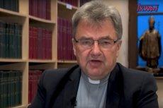 Ks. prof. Paweł Bortkiewicz sugeruje, że awaria oczyszczalni ścieków to kara Boża za grzech w Płocku.