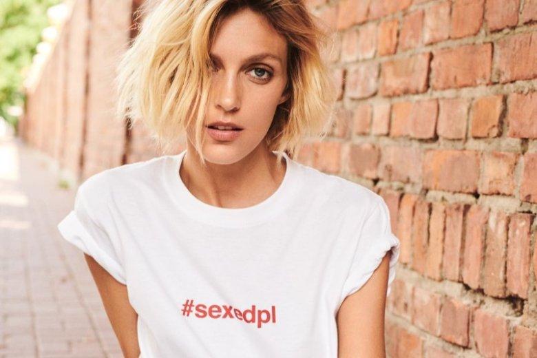 Anja Rubik chce, aby seks przestał być w Polsce tematem tabu. Kolejną odsłoną kampanii #sexedpl jest... szkoła