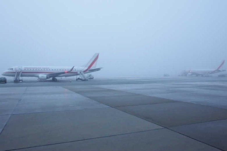 Do Smoleńska piloci polecieli na podstawie nieaktualnej prognozy pogody. (Zdjęcie z wylotu polskiej delegacji do Kijowa w styczniu 2015 r.)