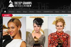Po raz 55. rozdano muzyczne nagrody Grammy.