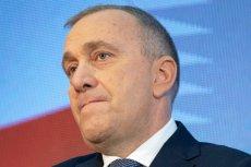 Grzegorz Schetyna ocenił, że Donald Tusk byłby najlepszym kandydatem w wyborach prezydenckich.