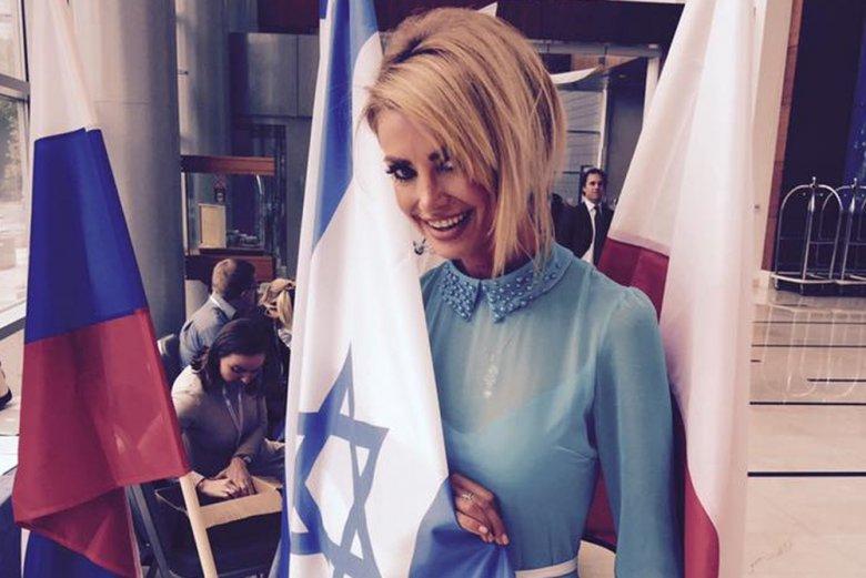 Polka skończyła studia w Izraelu.