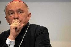 Kard. Kazimierz Nycz: Natomiast nie spodziewałbym się oficjalnej wypowiedzi Kościoła w sprawie ekshumacji.