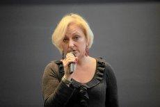 Ewa Wanat jest redaktor naczelną radia RDC