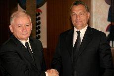 Victor Orban, premier Węgier nad Wisłą jest zawsze mile widziany. Dziś spotka się, oczywiście, z prezesem PiS.