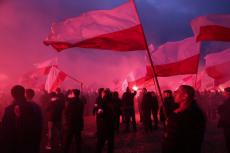 Marsz Niepodległości w tym roku się udał, ale niektórzy czują sięzawiedzeni.