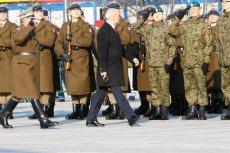 Wychodzimy z Eurokorpusu? Minister Macierewicz zaprzecza tym doniesieniom.