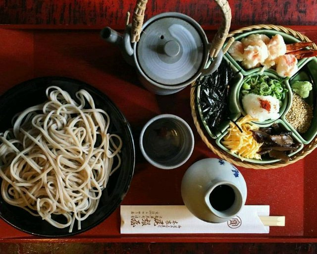 Japońska dieta: różnorodna, kolorowa i... pełna węglowodanów