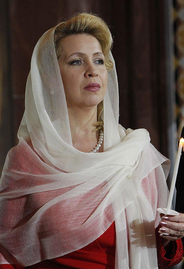 Swietłana Miedwiediewa to żona obecnego premiera Rosji, Dmitrija Miedwiediewa.