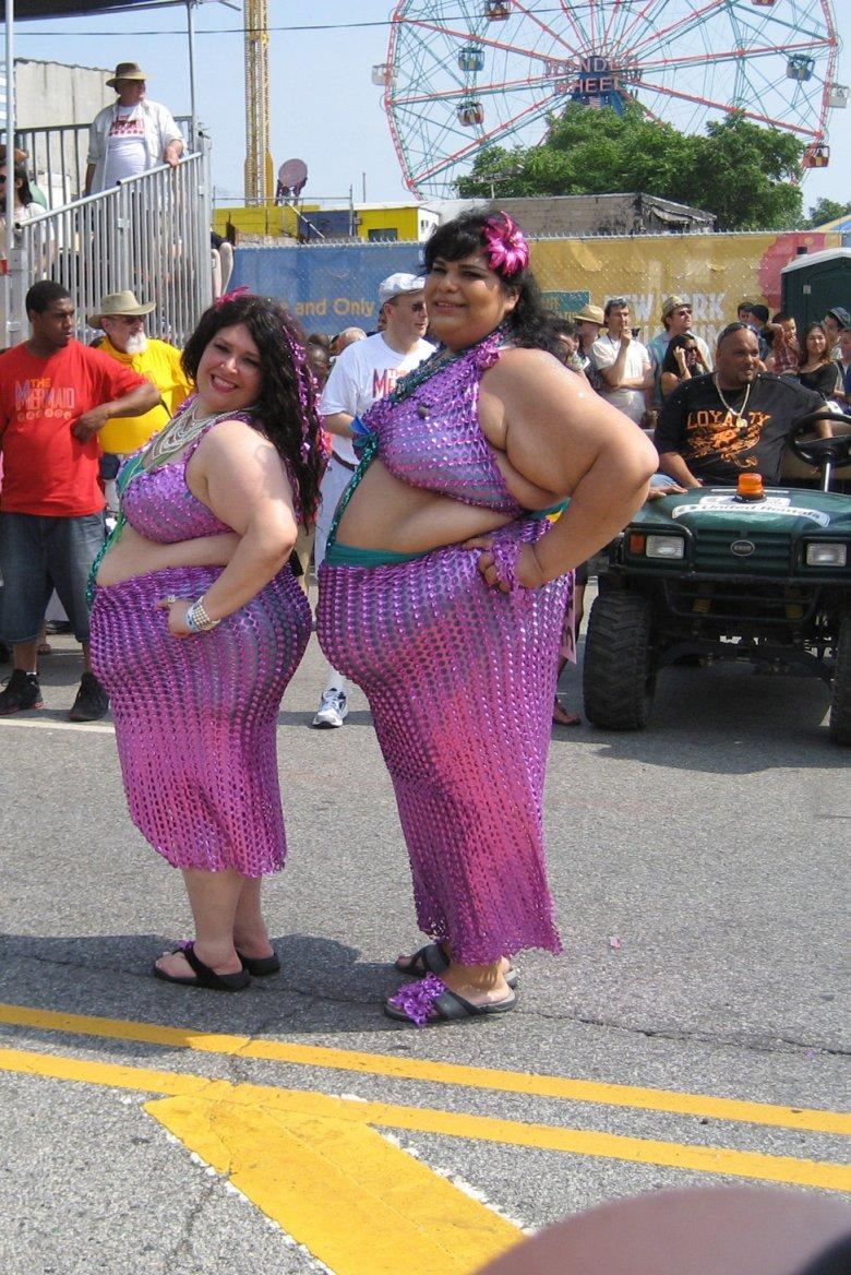 Parada Syrenek na Coney Island
