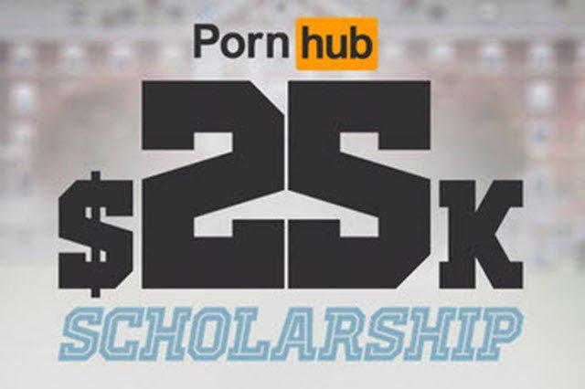 Pornhub funduje stypendia dla studentów