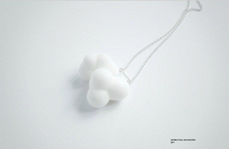 necklace Dune, projekt: Markéta Richterová