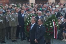 Niemiecka delegacja była w środę obecna podczas obchodów związanych z rocznicą wybuchu Powstania Warszawskiego.