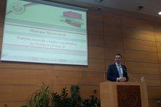 Mateusz Morawiecki, jeden z prelegentów Konferencji Gospodarczej w Toruniu.