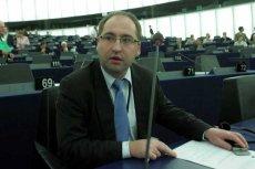 Adam Bielan, niezrzeszony europoseł