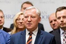 Jan Dobrzyński nie jest jużczłonkiem PiS.