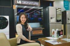 W seulskim Best Shopie, czyli  sztandarowym sklepie firmy LG