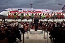 Tak wyglądała Gala LOT-u, transmitowana w TVP.