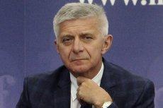 """Marek Belka nie chciał zdradzić, kogo uważa za """"komedianta"""""""
