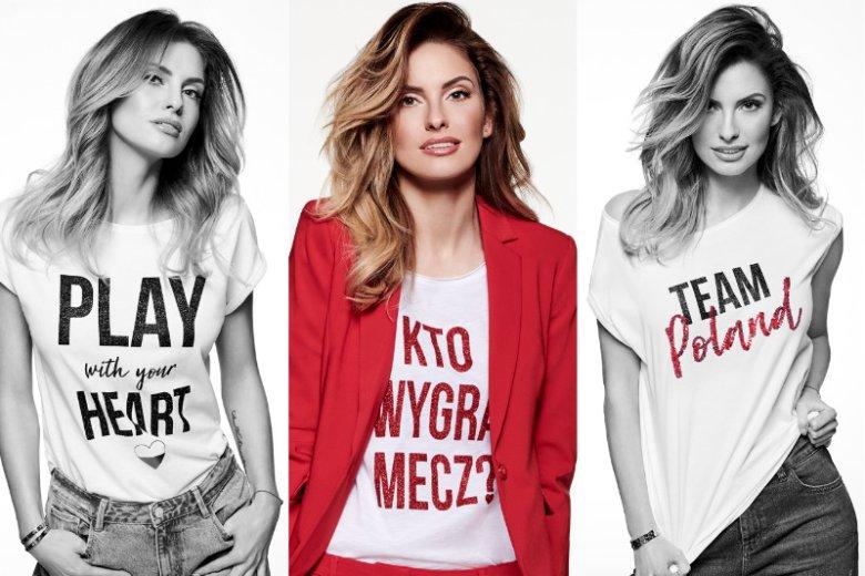 #mistrzowskapomoc to slogan promujący akcję charytatywną marki MOHITO, której twarzą została Dominika Grosicka.