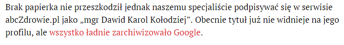 Autor: Paweł Opydo
