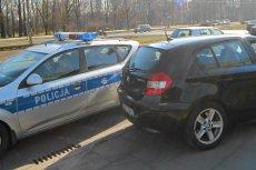 13-latek za kierownicą BMW. Wyjechał na ulice Lublina i potrącił policjanta.