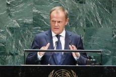 Donald Tusk wygłosił mocne przemówienie podczas Zgromadzenia Ogólnego ONZ.