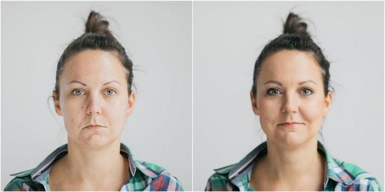 Magda: przed i po