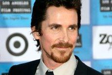 Christian Bale na jednej z wielu medialnych imprez