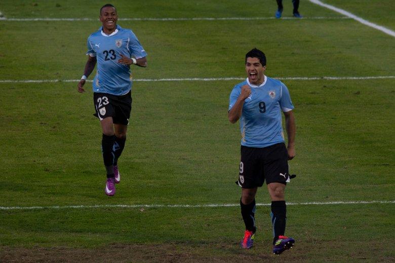 Czy Urugwaj poradzi sobie dzisiaj bez Luisa Suareza?