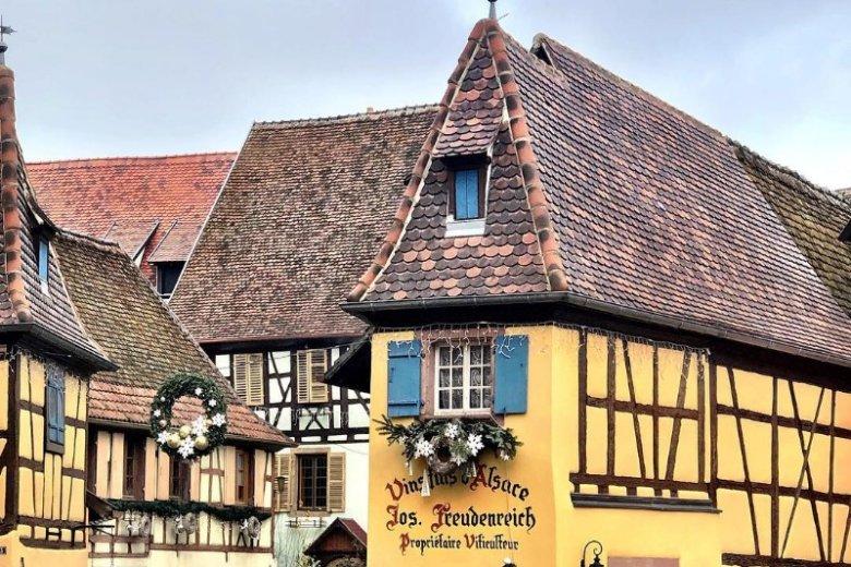 W zestawieniu znalazło się też francuskie miasto Colmar