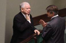 Co Kaczyński z Kuchcińskim ogłoszą popołudniu? Szykuje się zmiana.